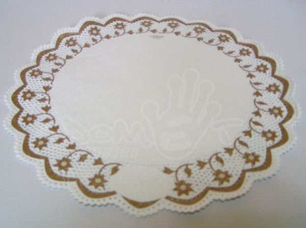 Serwetki Papierowe Dekoracyjne Pod Tort śred37cm Kolor