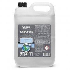 CLINEX DEZOFast nowy środek biobójczy do dezynfekcji kanister 5L