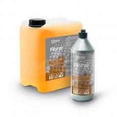 CLINEX FLORAL płyn uniwersalny do mycia podłóg 5L zapach bluch